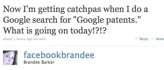 Google Ambushes Facebook Flack With 'Catchpas'