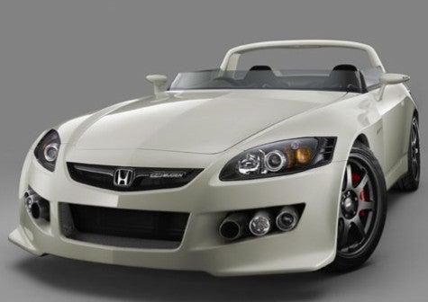 Tokyo Auto Salon: Mugen Open-Top Pure Sport Concept