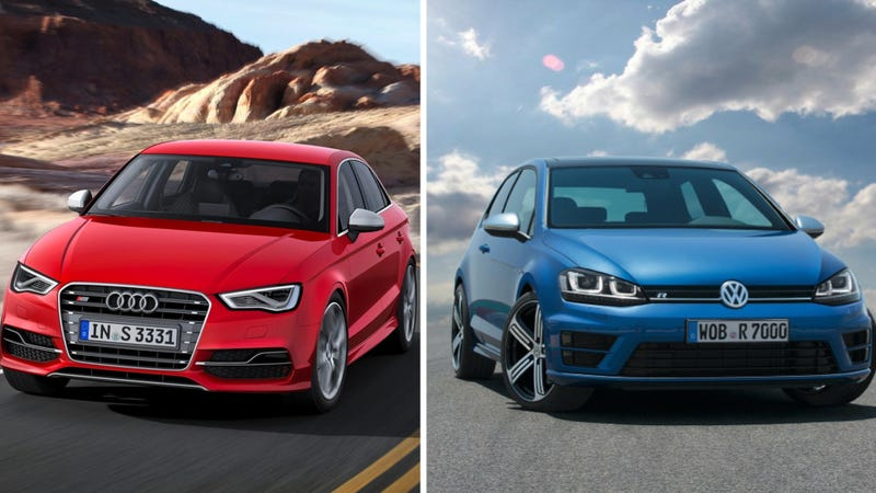 Will The 2015 Audi S3 And Volkswagen Golf R Lose Power For America? (Updated)