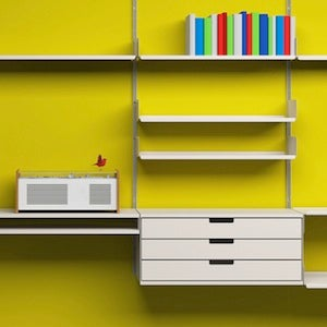 Attention Design Nerds: The Most Badass Custom Shelving System Will Be at the Giz Gallery