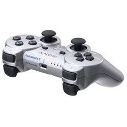 Silver DualShock 3 Hits US In June