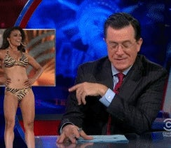 Stephen Colbert Had the Perfect Response to Miss America Racists