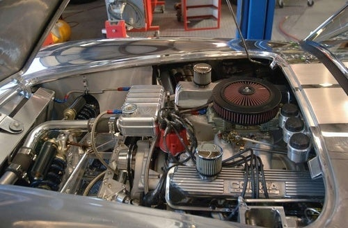 Kirkham Motorsports Billet Cobra Engine
