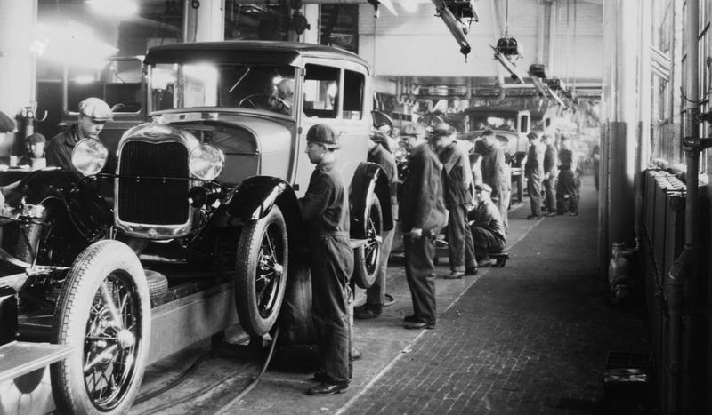 How Henry Ford Created The Successful Modern American Worker