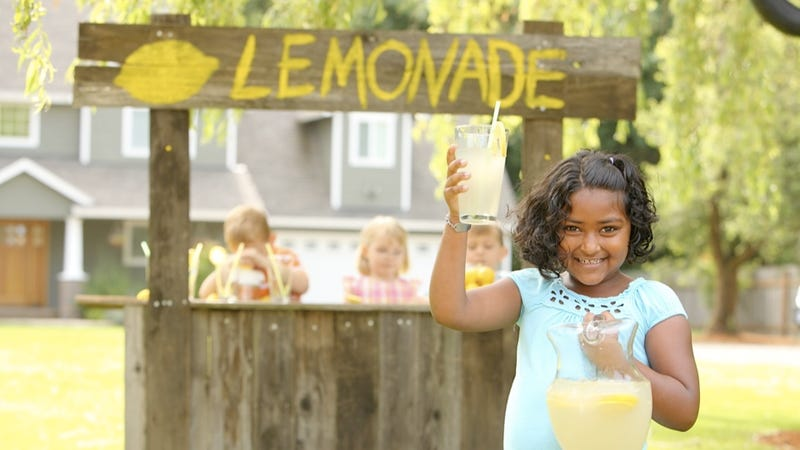 The Real Economic Issue at Stake This Election Cycle Is Lemonade Stands, Obviously