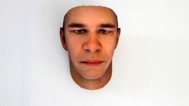 Someone Out There Is 3D-Printing Faces With Your Discarded DNA Scraps