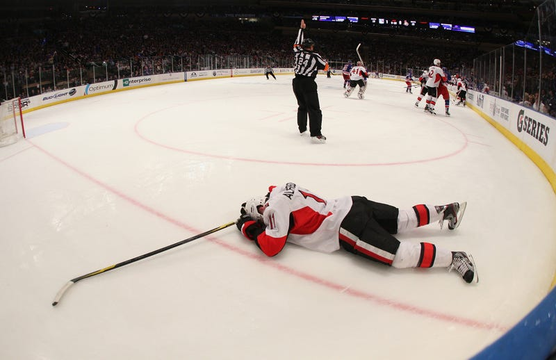 On NHL Suspensions And Eggshell Skulls
