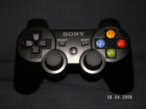 DualShock 3 And Xbox 360 Frankencontrollers