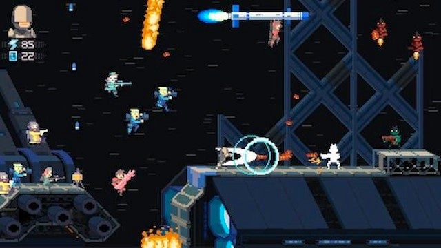 Super T.I.M.E. Force Coming Next from Sword & Sworcery Developer