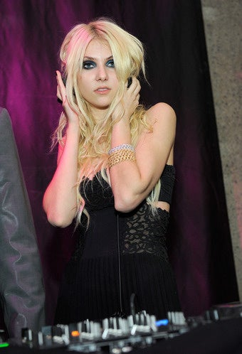 "Taylor Momsen: It's ""Awesome"" That Celebs Are Donating To Haiti, But..."