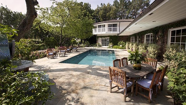 Elizabeth Taylor's Bel-Air Estate Goes Up for Sale