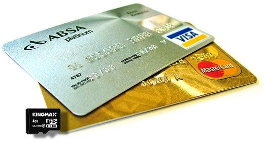 Kingmax Announces 4GB Capacity on a Tiny MicroSDHC Card