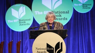 "Ursula Le Guin: We Need Fantasy Because ""Hard Times Are Coming"""