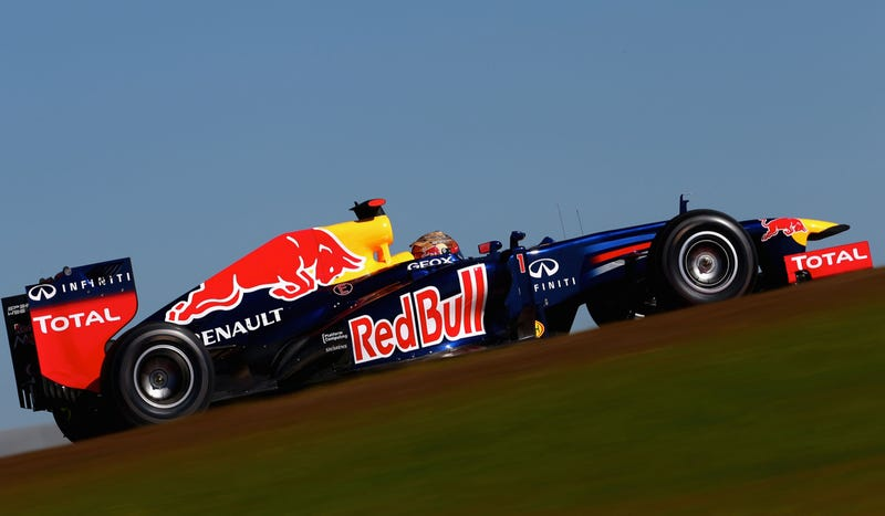 Red Bull And Infiniti Give You Incredibly Well Funded Wings