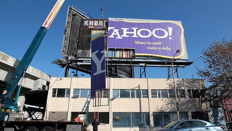 Yahoo's the Latest Tech Company to Reveal Government Spy Numbers