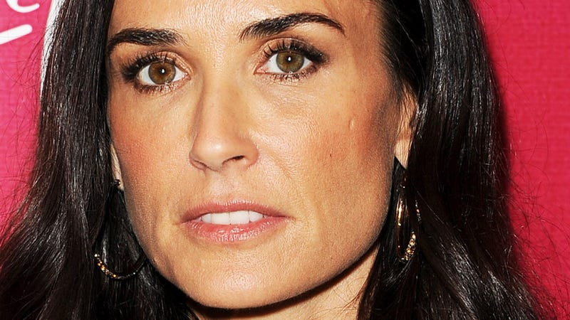 All the Dirty Rumors About Demi Moore's Wild Whip-It Partying and Hospitalization