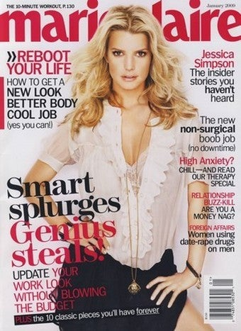 """Why Do Women's Magazines Pick Cover Girls Who """"Don't Work?"""""""