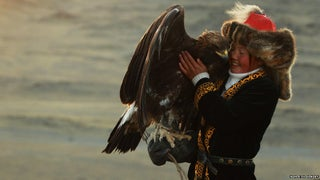 Apprentice Eagle Huntress is a title I would have died to have at 13