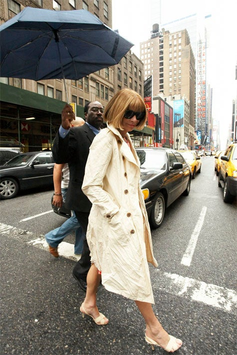 Who Does 'Vogue' Editor Anna Wintour Think She Is? P. Diddy?