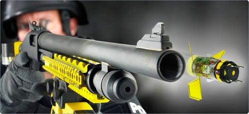 Taser X12 Stun Gun Freezes People From 88 Feet Away
