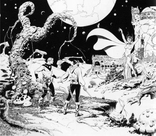 R.I.P. Al Williamson, legendary galactic artist