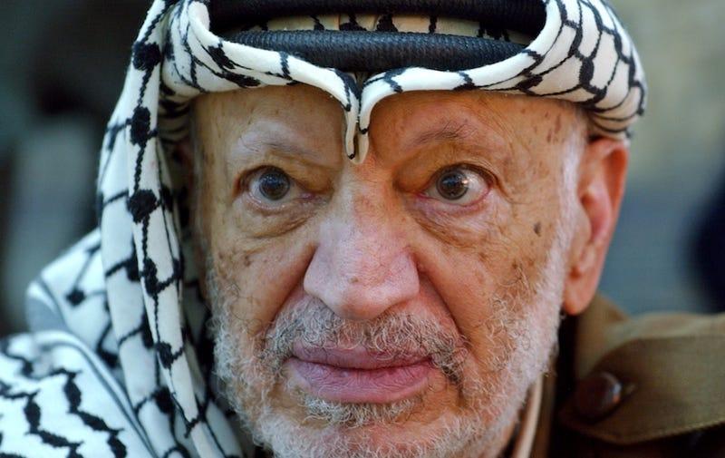 Was Yasser Arafat Poisoned with Radioactive Polonium?