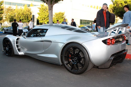 Hennessey Venom Gt:Photos