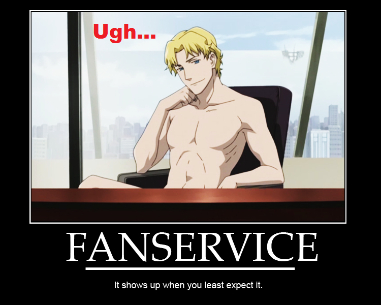 Ecchi Fan Service Is A Sexist Relic That Needs To Go Away