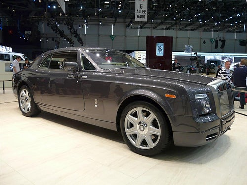 Rolls Royce Phantom Coupe Is Luxury Defined