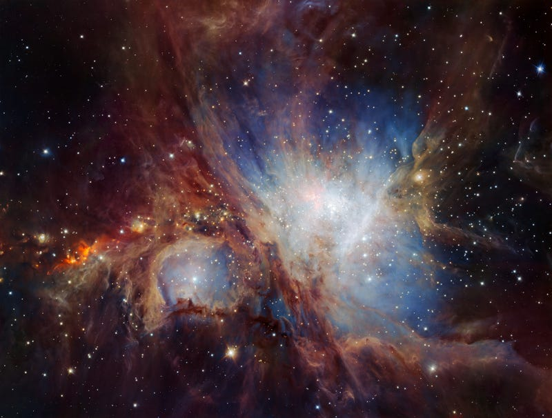 This Is the Deepest View Yet Into the Orion Nebula