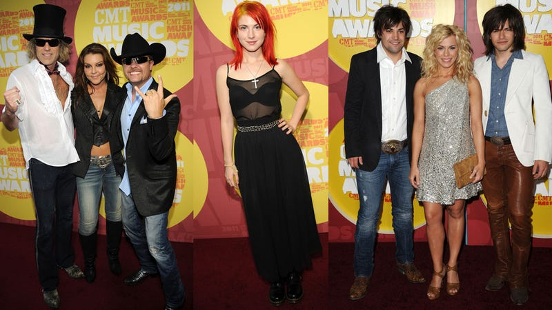 Country Stars Are Disappointingly Understated At CMT Awards