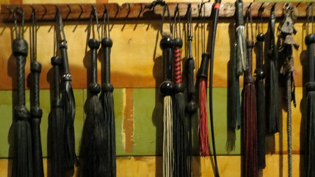 Tentacles and Wrist-cuffs and Floggers, Oh My! A Tour of Kink.com's Adult Film Studio