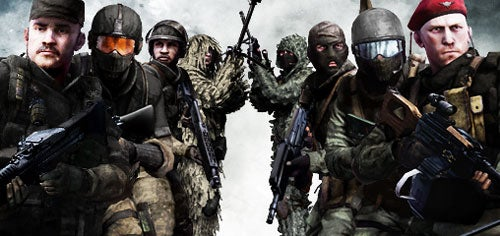 Pretty Up Your Soldier With Battlefield: Bad Company 2 DLC