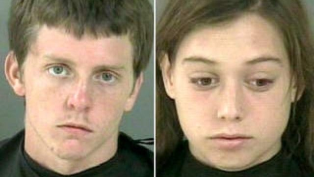Forlorn Teens' Memorable First Date: TGI Friday's, Then Getting Arrested