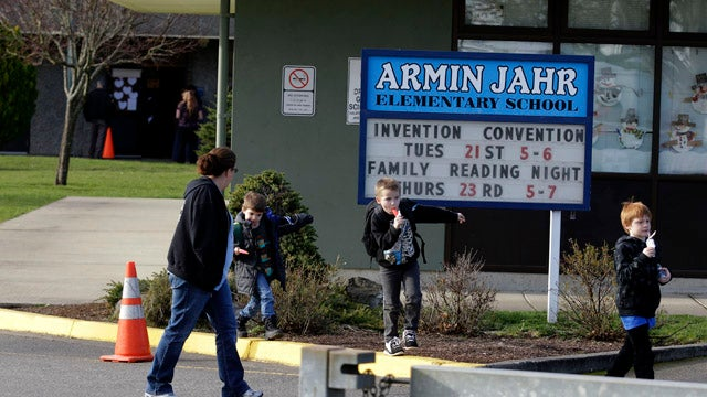 A Third-Grader Brings a Gun to School. You Sadly Know What Happens Next.
