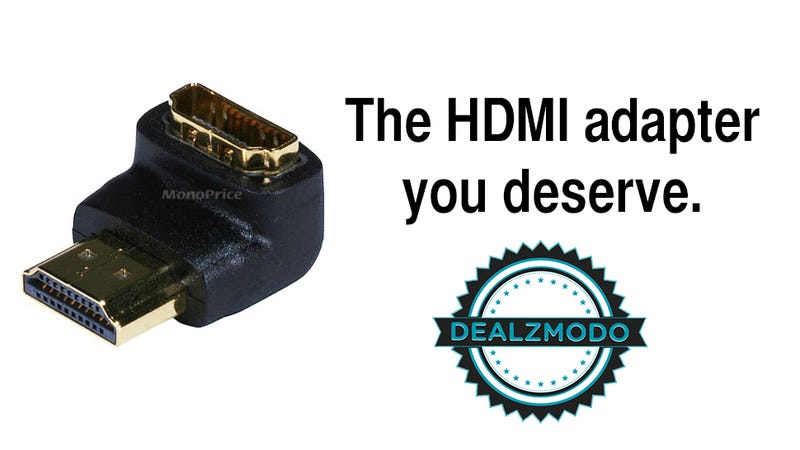 The HDMI Adapter You Deserve, Kindle Fire, External Power [Deals]