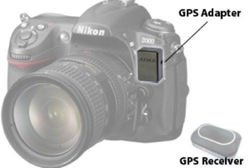 PhotoTracker Plus Geotagging Dongle Pulls Ahead of Nikon GP-1