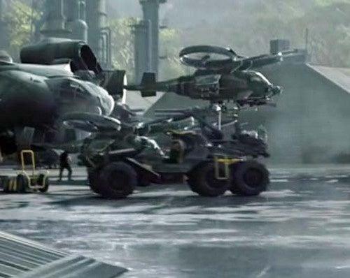 James Cameron's Avatar Gets Warthog-Like Assault Vehicle