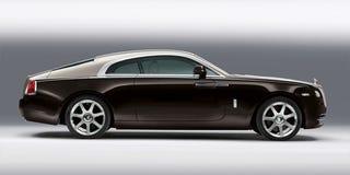 I tried to Mini the Rolls Royce Wraith