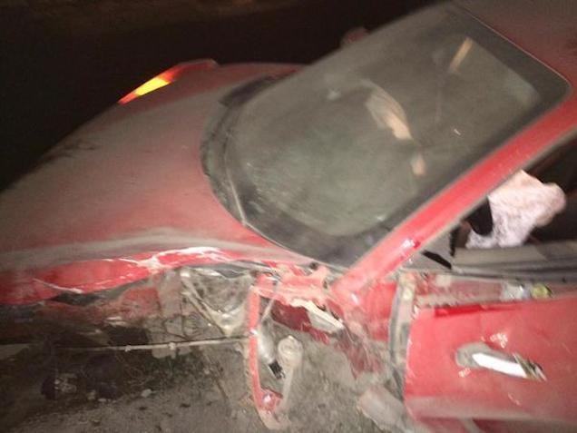 Arturo Vidal Totaled His Ferrari In Suspected Drunk Driving Accident