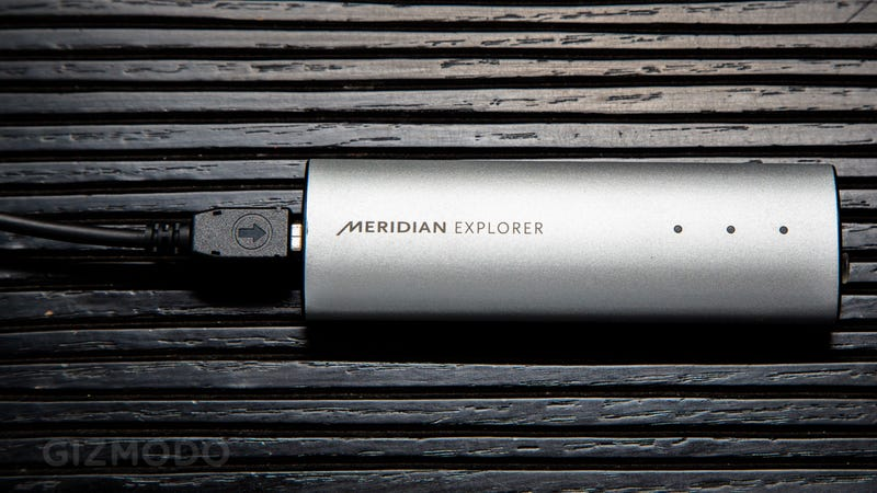 Meridian Explorer USB DAC Review: Make Your Digital Music Sing