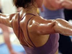 Times Gym Teacher: Sweat Is Your Friend