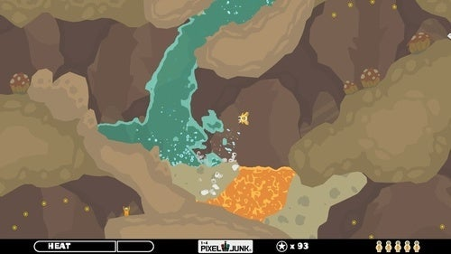 PixelJunk Shooter Spills Onto PlayStation Store Next Week