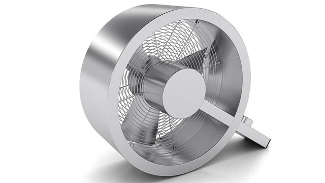 """It's a Good Thing Not Many People's Names Begin With """"Q,"""" as This Fan Costs $205"""