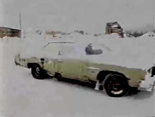 Rust And Smoke, The Heater's Broke, The Door Just Flew Away: Da Yoopers' Rusty Chevrolet