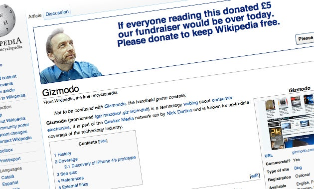 Over 500,000 Donations Earned Wikipedia $16 Million