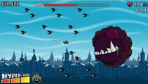 Who's That Flying Coming to PSP, PS3