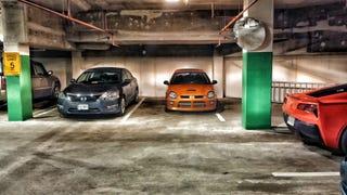 Nissans have cooties...