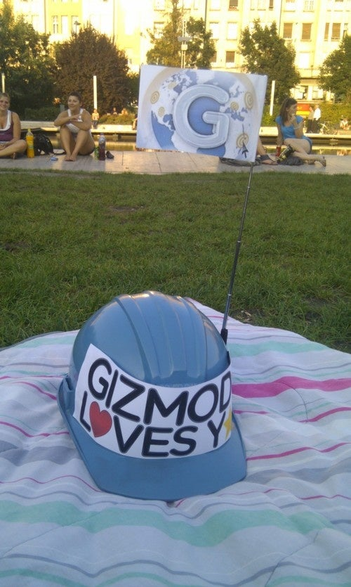 Can't Make It To A Gizmodo Day Meetup? Celebrate Online!