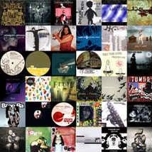 Make an iTunes album art poster